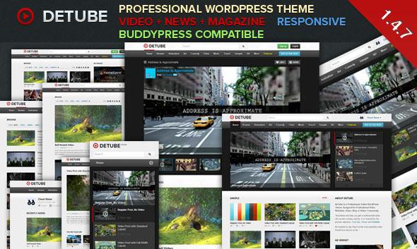 Wordpress Themes Reviews